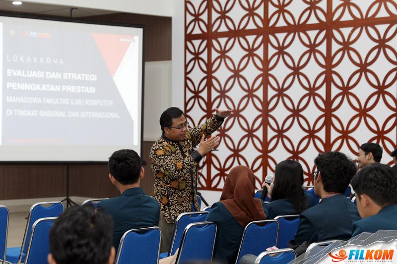 Lokakarya Evaluasi dan Strategi Peningkatan