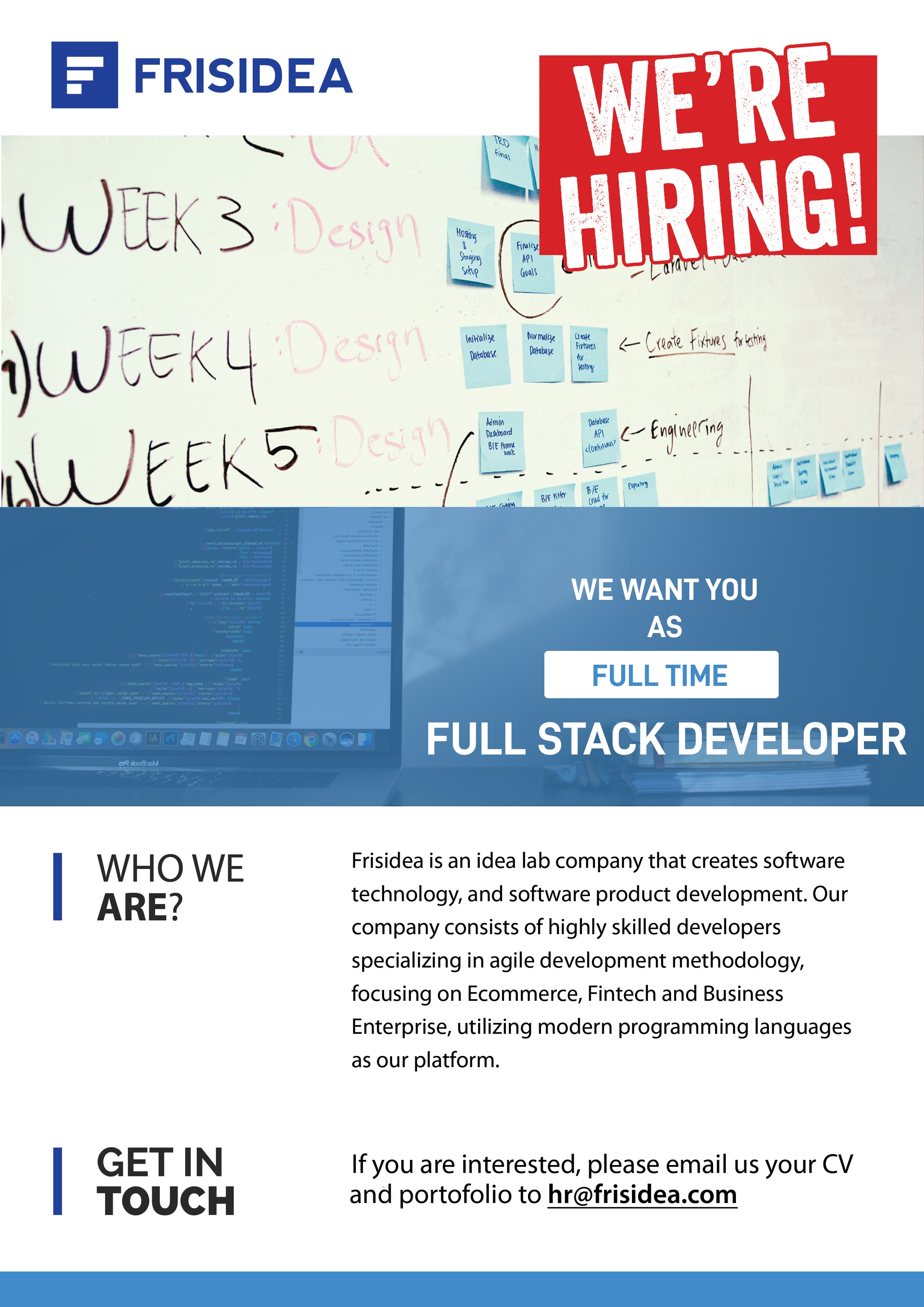 poster_fullstack_developer