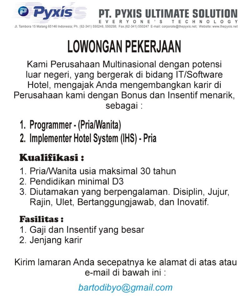 16_lowongan_PT_Pixys