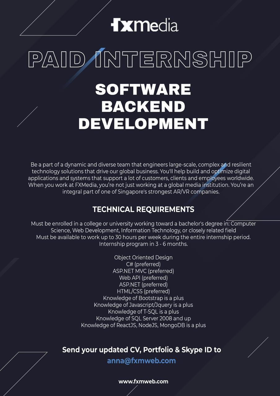 Backend_Internship