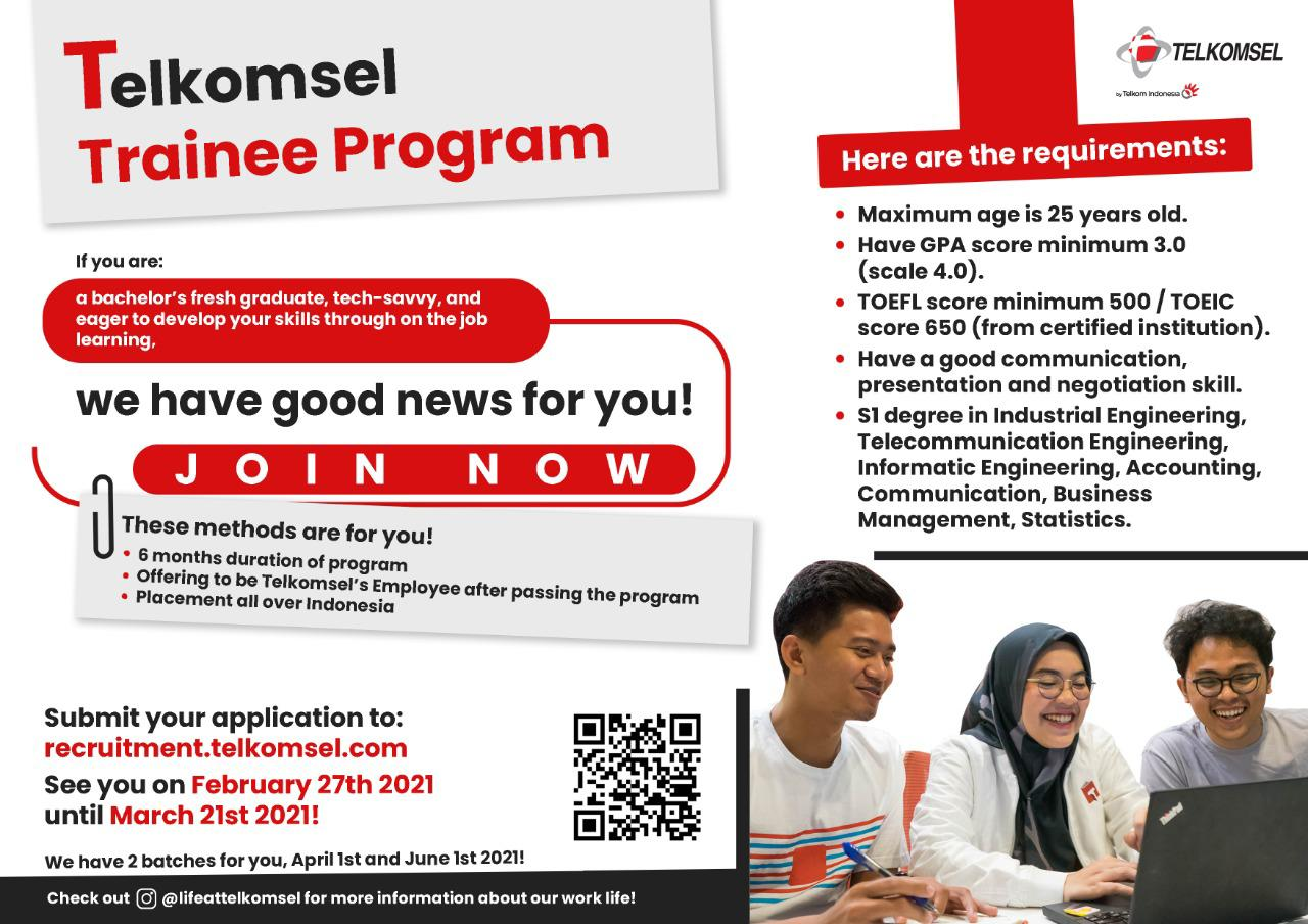 Telkomsel_Trainee_Program