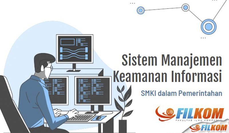 Diseminasi Sistem Manajemen Keamanan Informasi
