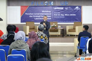 Workshop Penulisan Jurnal Internasional dan