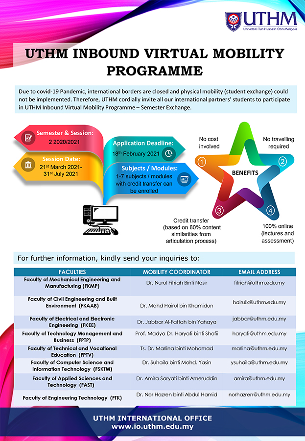 UTHM_Virtual_Mobility_Inbound_S2_20_21